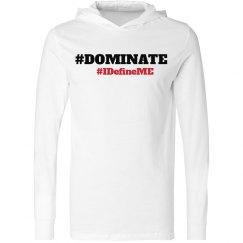 Dominate Hoodie Slim (Males)