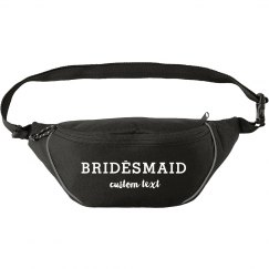 The Bride Tribe Custom Bachelorette Fanny Pack