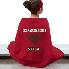 Delran Diamonds Blanket