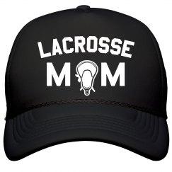 Cute Lacrosse Mom Design