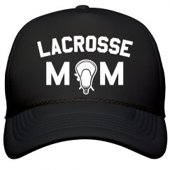Cute Lacrosse Mom Design