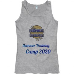 TRAINING CAMP ADULT SIZED TANK