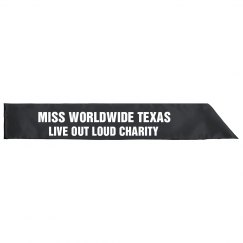 Worldwide sash