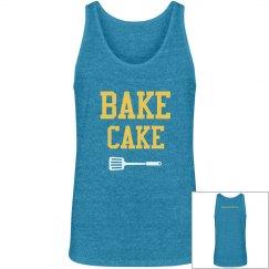Bake Cake Aqua