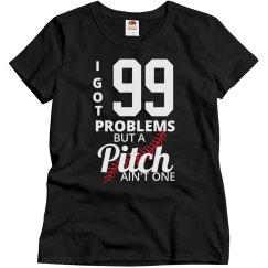 Baseball Pitch 99 Problem