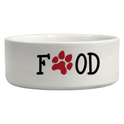 Pet Style: Food Bowl