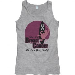 Wipe Out Breast Cancer