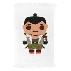 Komodo Pop Hand Towel