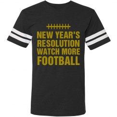Football Resolution