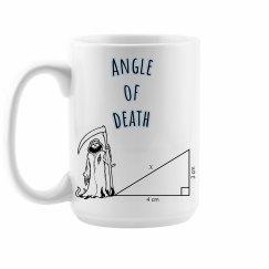 Angle Of Death Mug