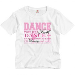 Christian Dance Shirt