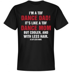Dance Dad vs. Dance Mom