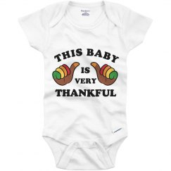 This Baby Is Thankful