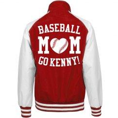 BASEBALL MOM!