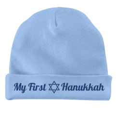 My First Hanukkah Hat