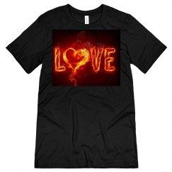 love-men's tee