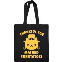 Funny Thanksgiving Bag