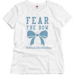 Fear The Bow Cheerleading