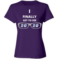 Get to see 2020 (Women)
