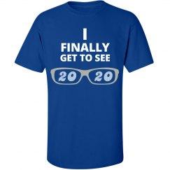Get to see 2020 (Men)