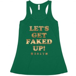 Fake Patty's Day Faked Up