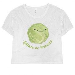 Lettuce Be Friends