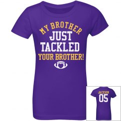 Football Sister Shirt