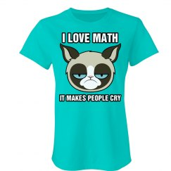 A Grumpy Cat on Math