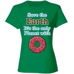 Earth Donut