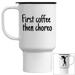 Choreo by coffee