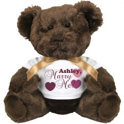 will you marry me Ashley