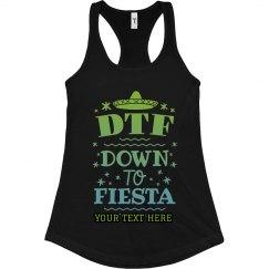 DTF Cinco De Mayo Tank