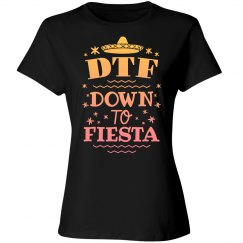 Custom Cute DTF Cinco Tank