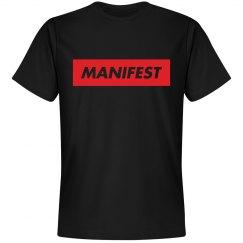 Manifest Tee