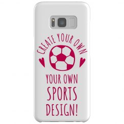 Create A Custom Sports Phone Case
