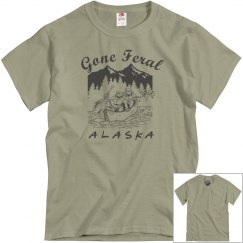 GONE FERAL / ALASKA