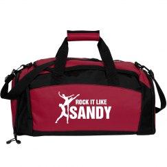 Rock it like Sandy!