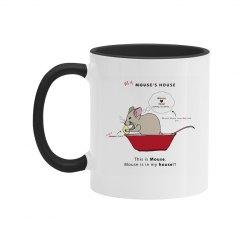 Mouse House Mug