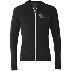 Unisex lightweight hoodie