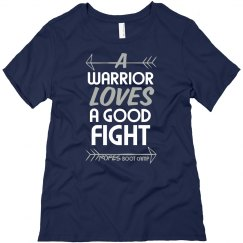 ROPES WARRIOR SHIRT