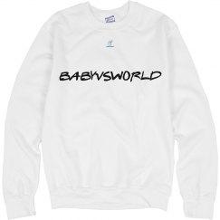 BABYVSWORLD - PROMO CREWNECK