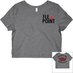 Flex Point Nationals Cropped Tee