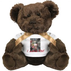 Jingle Teddy Bear