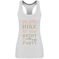 you gotta hike
