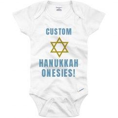 Jewish Holiday Onesies