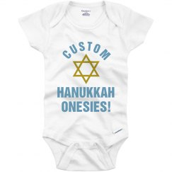 Jewish Holiday Onesies