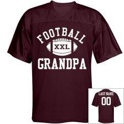 Football Grandpa Jersey