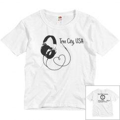 Children's Tree City, USA shirt