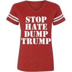 Stop Hate Dump Trump