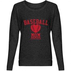Baseball Mom Pullover